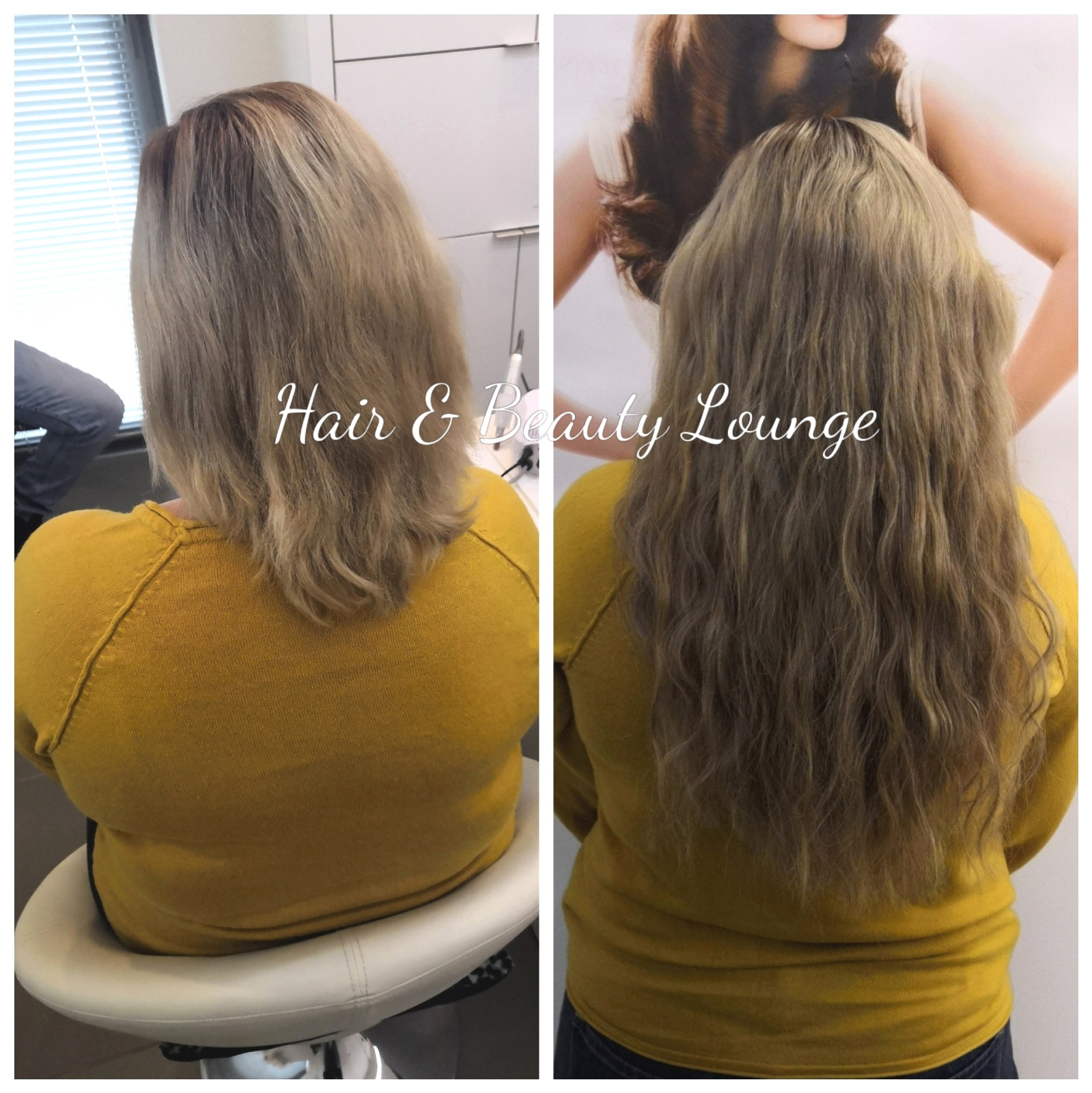 Hairextensions 23-08-2019